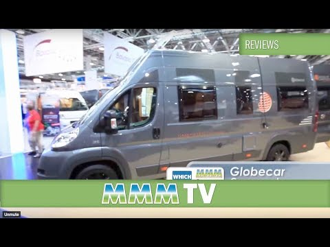 Globecar Campscout (R)evolution - 2013 Dusseldorf Caravan Salon - MMM & Which Motorhome video review
