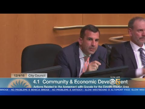 GOOGLE LAND SALE:  San Jose City Council approves controversial sale of land to Google