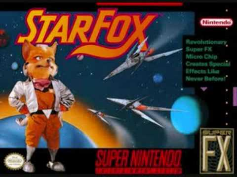 Star Fox (SNES) Corneria Music