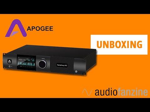 Apogee Symphony I/O - Prise en main