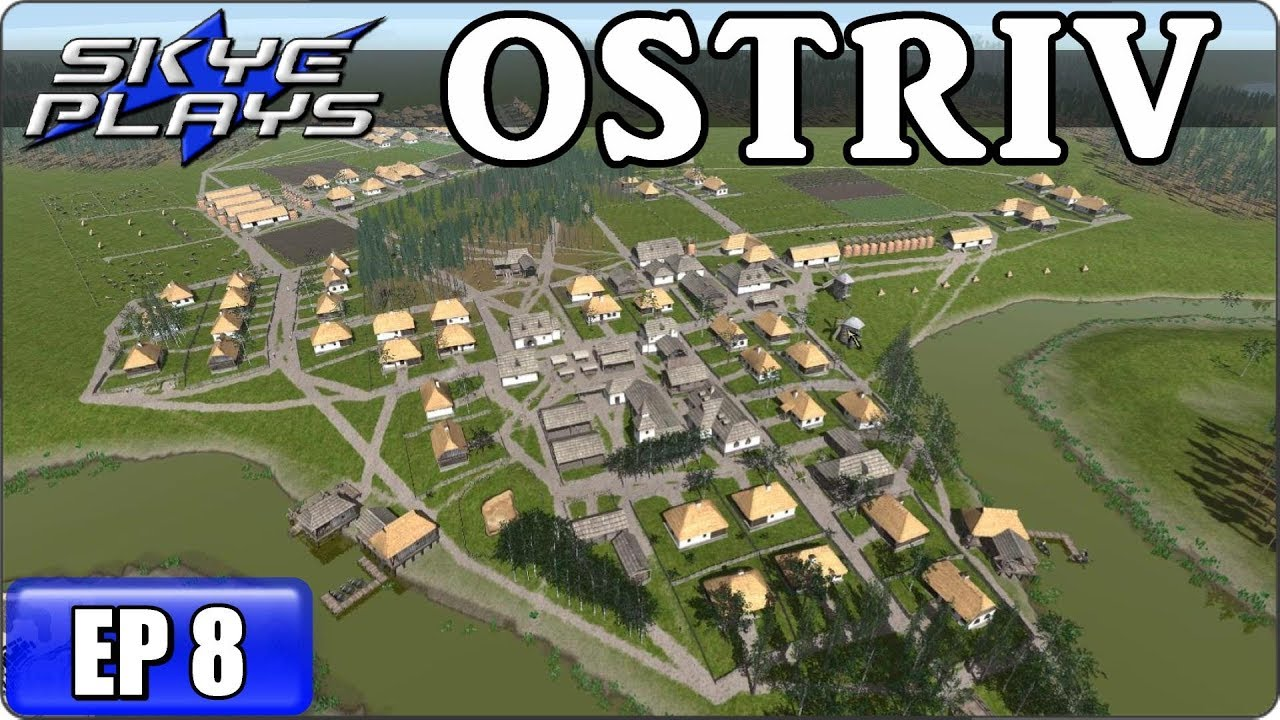 Ostriv Ep 8 Growth Let S Play Gameplay Tips Youtube