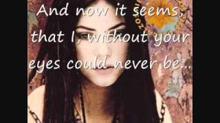 Shakira - Eyes Like Yours Lyrics Video