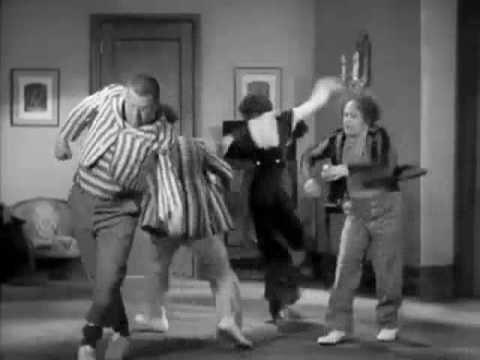 Three Stooges- Curly Tribute