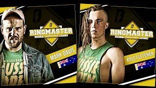 Tag Champs Aussie Open To Enter Ringmaster Tournament