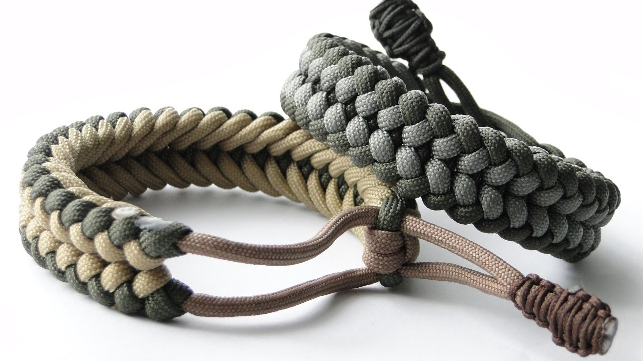How To Make A Quot Mad Max Style Quot Sanctified Paracord Bracelet