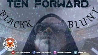 Blackk Blunt - Ten Forward [Audio Visualizer]