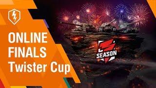 WoT Blitz. Twister Cup online finals (EU)