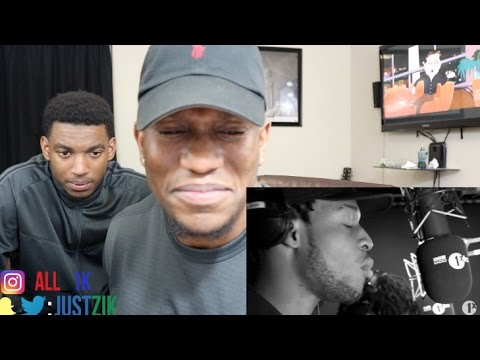 Wretch 32 & Avelino FITB- REACTION