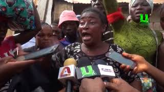 Ashaiman Residents, Assembly clash over demolition of structures