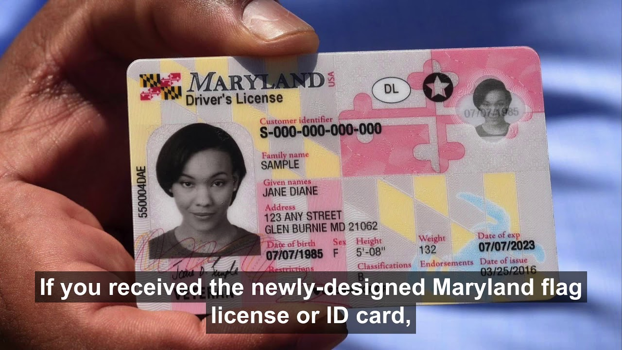 REAL ID Information