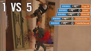 😂 New Season Ranked is a Hot Mess 😂 - Rainbow Six Siege Gameplay