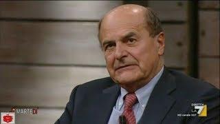 PL. BERSANI  l'intervista su la situazione politica, le elezioni in Sicilia e legge elettorale