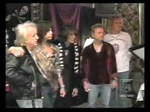 Aerosmith - Interview - Chronicle (2003)