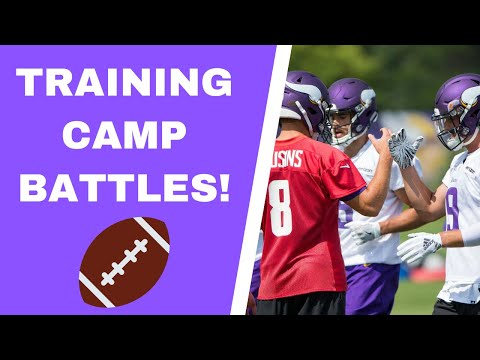 Vikings training camp notes and observations