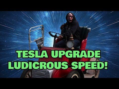 Daisy Tesla Battery Upgrade : Surprising Ending