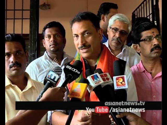 Tomb of principal appears in Victoria college : Rajiv Pratap Rudy visits principal's house