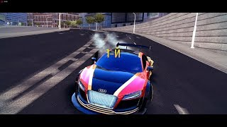 Asphalt 8 - Audi R8 Rank 1500 to 1600 MP Test Stream