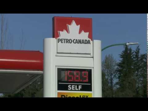 Vancouver gas prices to hit almost $1 62 per litre, the highest they've been in Canada