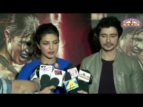 Priyanka Chopra & Darshan Kumar Interview For Movie Marry Kom