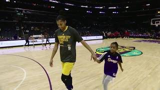 ABC's Intro to Verizon WNBA All-Star 2018