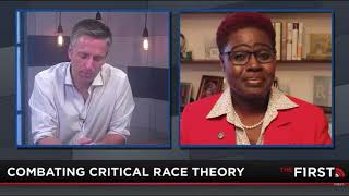 Ruth Edmonds discusses CRT and Woke Teachers with Mike Slater