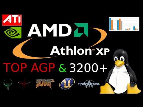 Athlon XP 3200+ и TOP AGP видеокарта для игр 1998 - 2004 года - ATI HD 3850 или что?