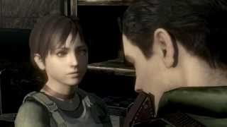 Resident Evil HD how to save Chris using Rebecca with V-Jolt chemical formula