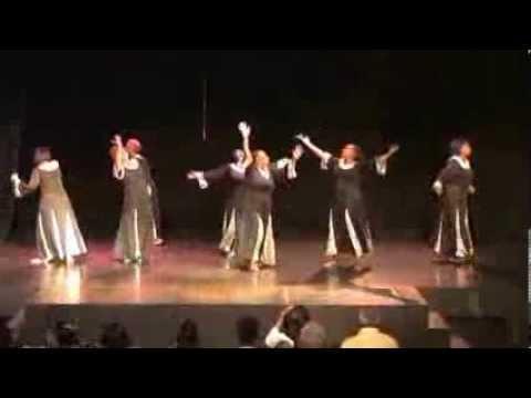 Dena's School Of The Arts Gospel Experience Performance