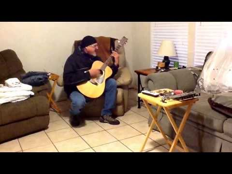 Johnny Swain:playing Been Down So Long by The Doors....partly