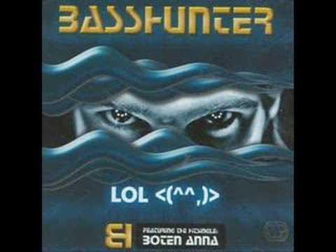 Basshunter- Mellan Oss Tvaa