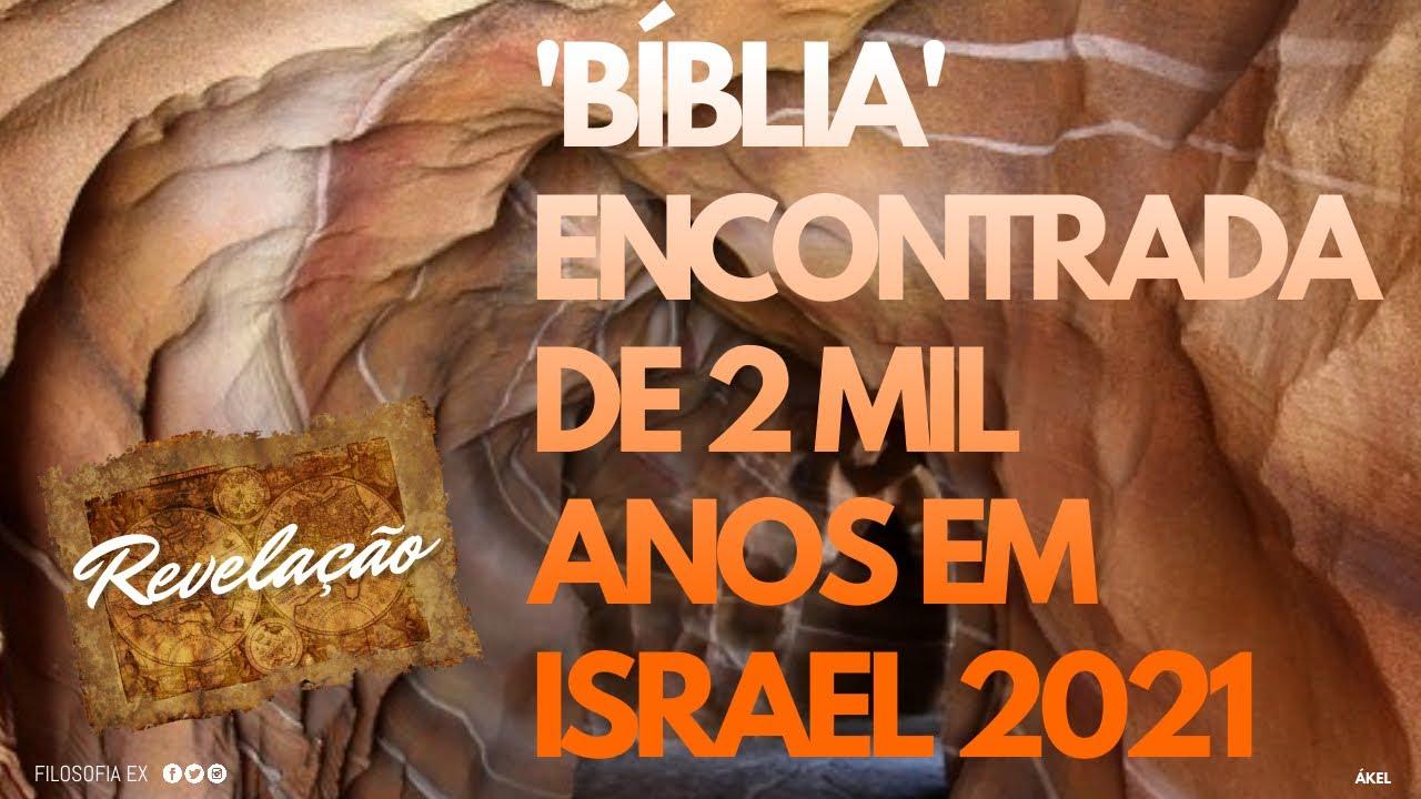 """📜 A """"BÍBLIA"""" encontrada de 2 mil anos na CAVERNA (2021) REVELA algo EX!"""