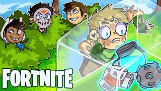 The INVISIBLE Wall Glitch TROLL en Fortnite: Battle Royale (Fortnite Funny Moments & Fails)