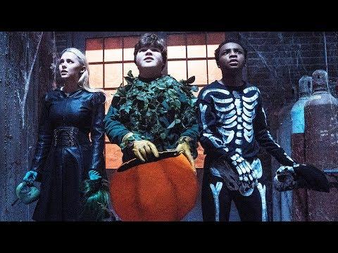 Ужастики 2: Беспокойный Хеллоуин — Русский трейлер (2018)