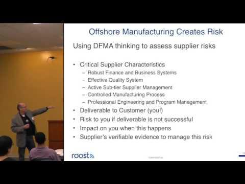 Reconsidering Onshore vs Offshore Manufacturing | Jim Van Patten