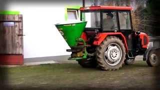 nawozy 2015 ☆ ii ursus c 330 agromet ii ㋡ podlascy rolnicy