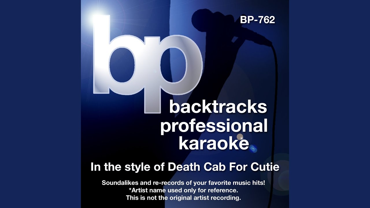 I will possess your heart karaoke instrumental track youtube i will possess your heart karaoke instrumental track hexwebz Gallery