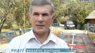 У Печеніжині відновлюють мости та переходи.flv