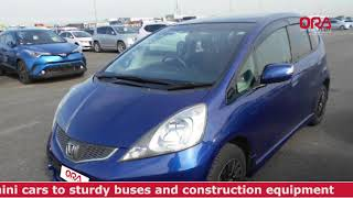 Selling Honda FIT [2007-2013] on One Roof Autos Japan