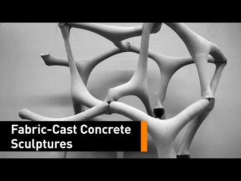 Fabric-Cast Concrete: The Construction Method Of The Future