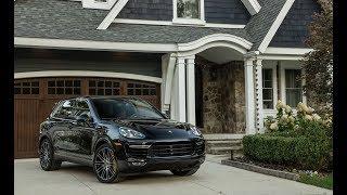 Porsche Cayenne Turbo 2018 Car Review