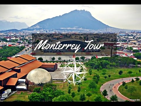 Come With Me on A Tour Through Monterrey! (Solo Travel)