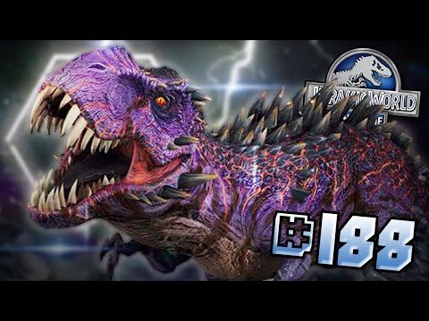 NEW UPDATES! FULL DRAFT BATTLE! Dinosaurs, Hybrids and VIP!  || Jurassic World - The Game - Ep188 HD
