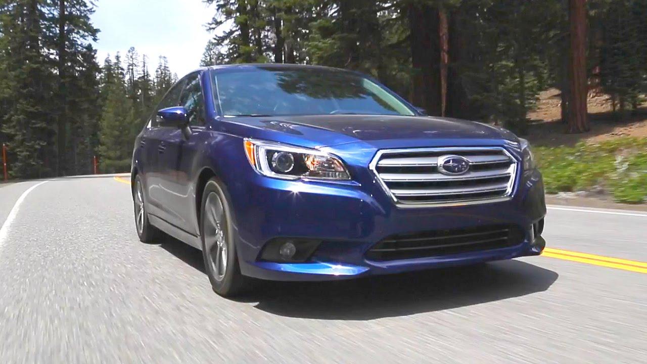 Subaru Premium 2014 >> 2016 Subaru Legacy - Review and Road Test - YouTube
