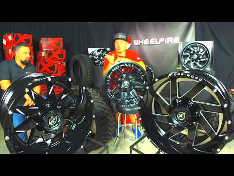 XF Offroad Wheels - Wheelfire Wednesdays Episode 12