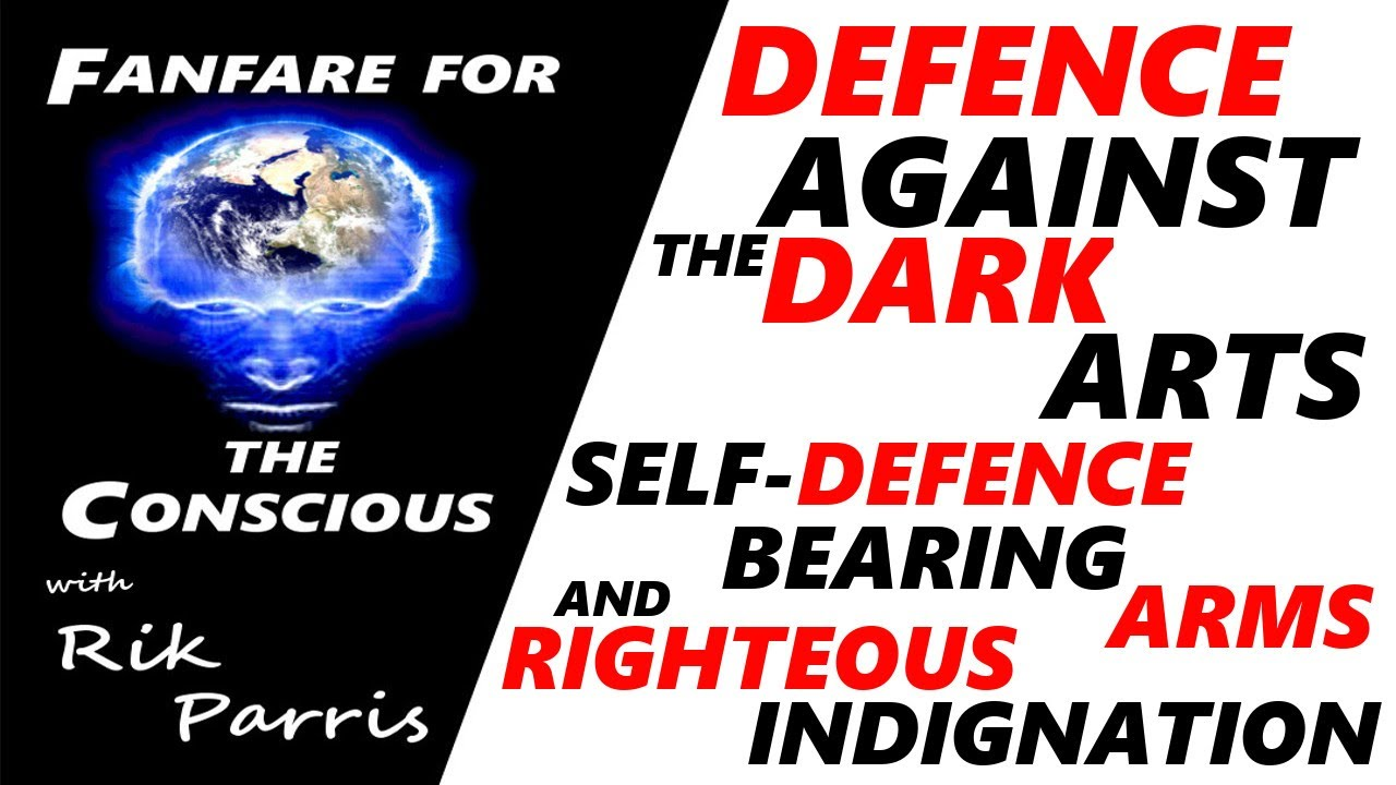 Defence Against the Dark Arts - Self-Defence, The Right to Bear Arms and Righteous Indignation