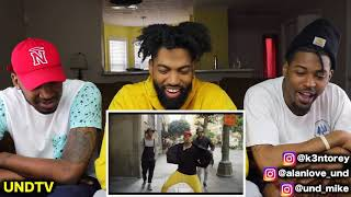 LIL DICKY - FREAKY FRIDAY FEAT. CHRIS BROWN (OFFICIAL MUSIC VIDEO) [REACTION]