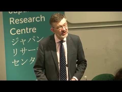 Dulwich Boys and Beyond, 100 Years of Japanese Studies at SOAS University of London