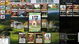 Dominion Online League - Dan Brooks vs Sicomatic
