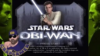 Crapgamer Reviews Star Wars: Obi-Wan On The  Xbox