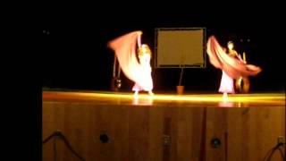 ICE QUEEN BELLY DANCE (DOBLE VELO)